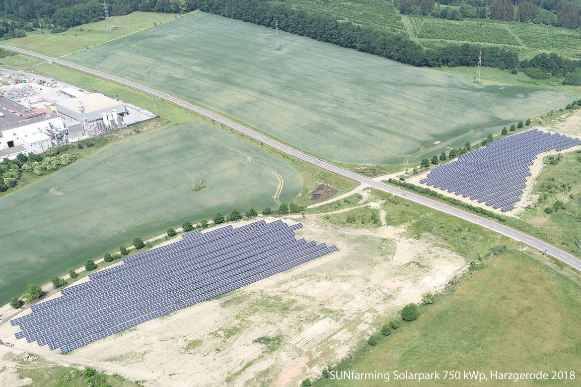 SUNfarming specialises in developing solar for capital investors in Germany and elsewhere (Credit: SUNfarming)