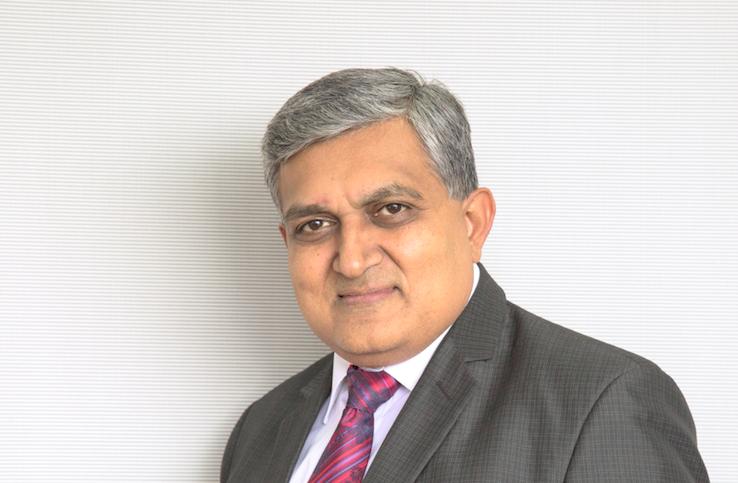 Dr. Hitesh Doshi, Chairman and Managing Director, Waaree Group