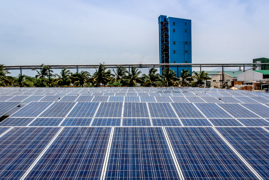 CleanMax Solar is a leader in corporate PPAs for the Indian PV market and holds a 24% market share. Credit: IFC/CleanMax Solar
