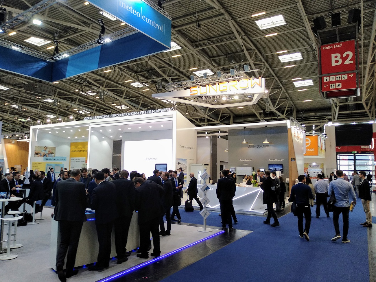 A free-market era will bring growth but not certainty of subsidies, Intersolar speakers pointed out (Credit: PV Tech)