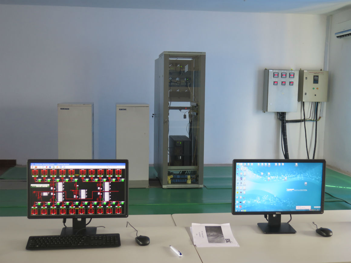 Control office