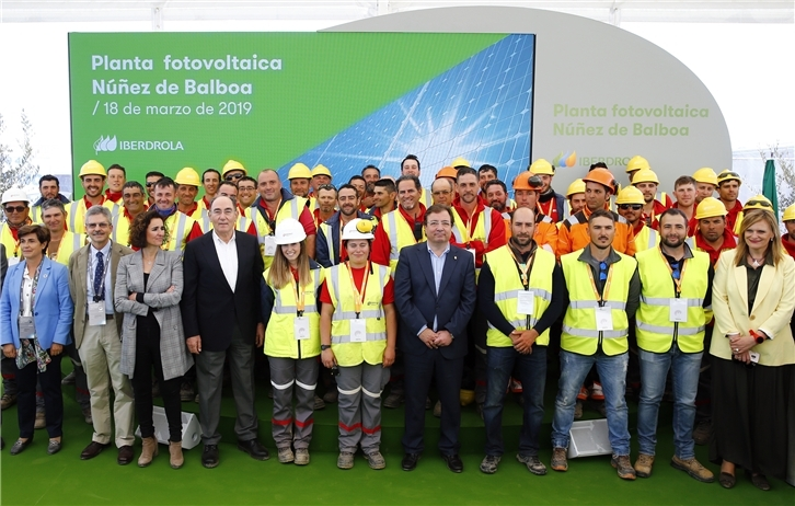 Nuñez de Balboa's power will be supplied to PPA signatories Kutxabank, Euskaltel and Uvesco (Credit: Iberdrola)