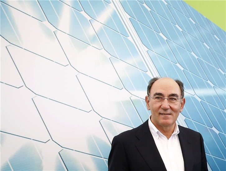 Iberdrola chairman Ignacio Galán (pictured) is calling for more investments in forward-looking industries. Image: Iberdrola.