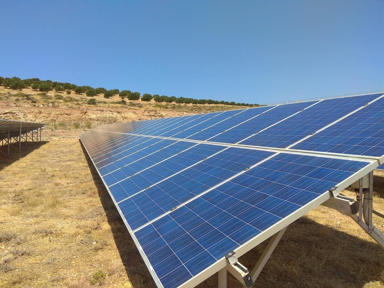 PPC Renewables aims to reach 1.1 - 1.4GW of installed solar PV capacity in Greece's Western Macedonia region by 2024. Image: PPC Renewables.
