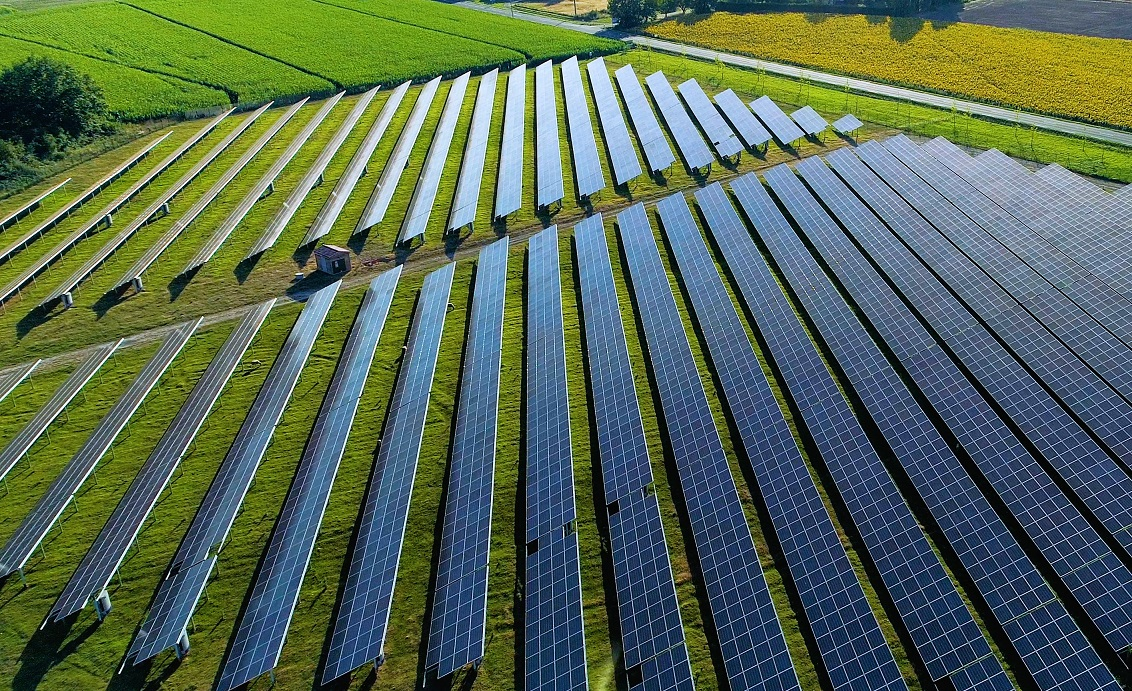 Ireland-headquartered Amarenco Group has completed more than 2,000 solar PV projects to date. Image: Amarenco Group/Twitter.