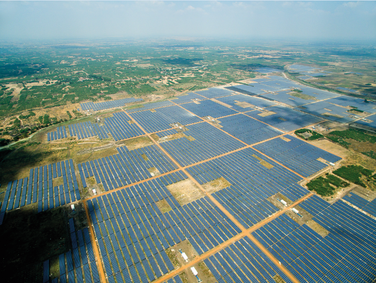 India's solar safeguard duties are causing great concern to developers while manufacturers think the duty is too low and could be circumvented. Credit: Adani