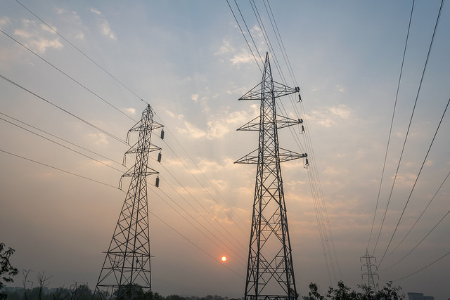 Last November energy and mines minister Piyush Goyal announced that PGCIL was seeking a US$1 billion loan from ADB for transmission projects. Flickr: Tapas Ganesh