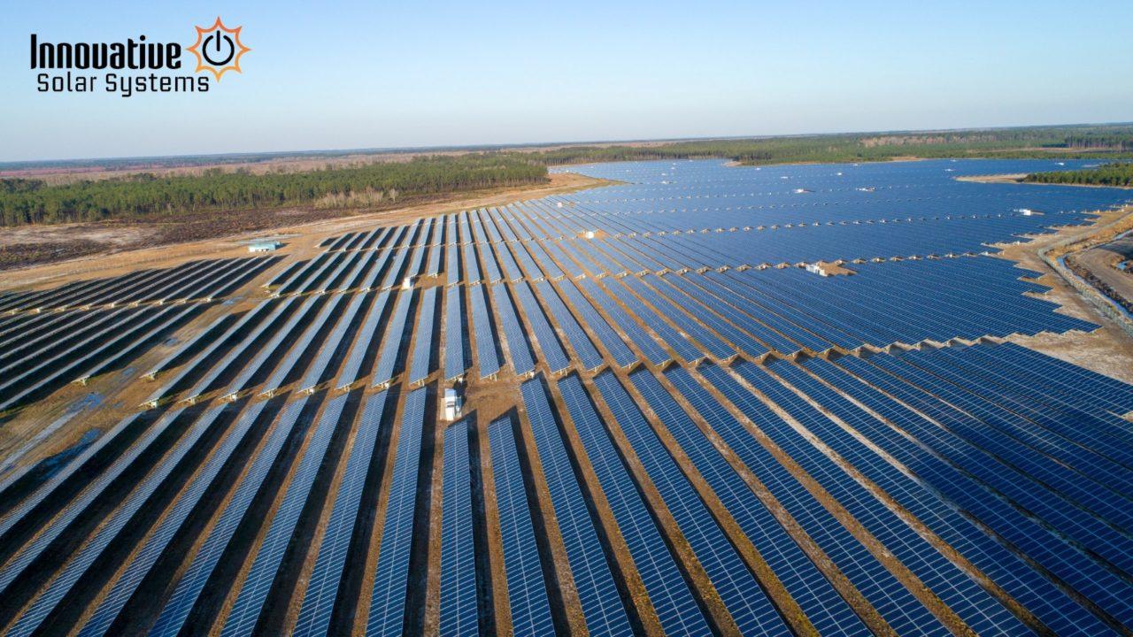Image: Innovative Solar Systems.