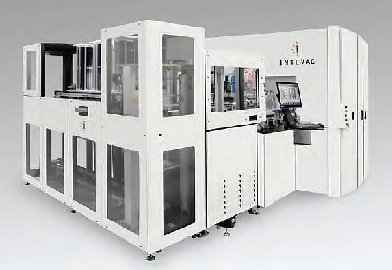 Intevac is still having issues securing delivery dates for an order for 12 'ENERGi' solar ion implant tools to a customer in China, which is planning to ramp N-type mono IBC (Interdigitated Back Contact) solar cells and modules. Image: Intevac
