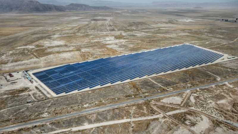 Iran has linked 10GW solar plant to the national grid. Source: Iran's Ministry of Energy and Energy Efficiency Organisation.