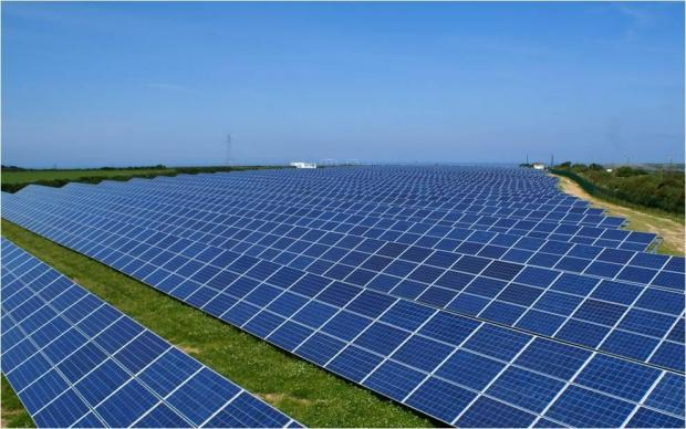 The Gunma plant is owned by Grupo T-Solar and required €90 million investment. Credit: Isolux