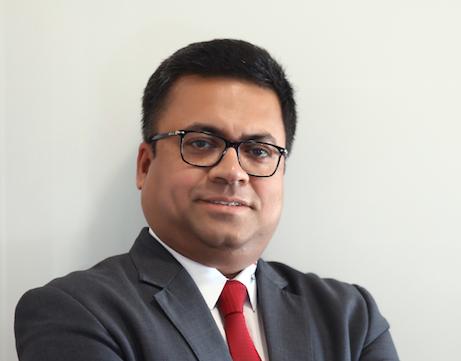 Ivan Saha, the CTO of leading India-based module supplier Vikram Solar. Credit: Vikram Solar