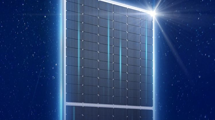 JA Solar has launched its highest performing large-area PV panel series, DEEPBLUE 3.0, which integrates a number of key technologies to provide power outputs of over 525Wp. Image: JA Solar
