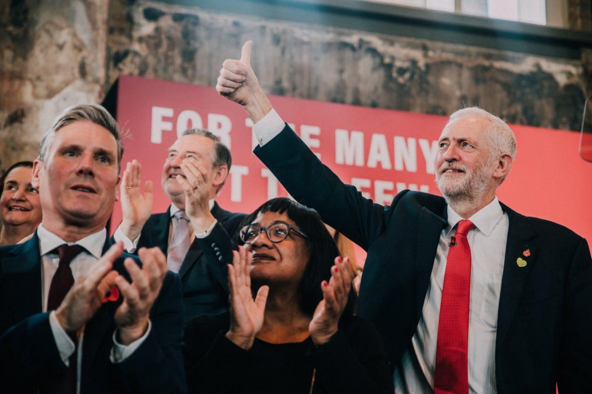 Image: Jeremy Corbyn/Flickr.