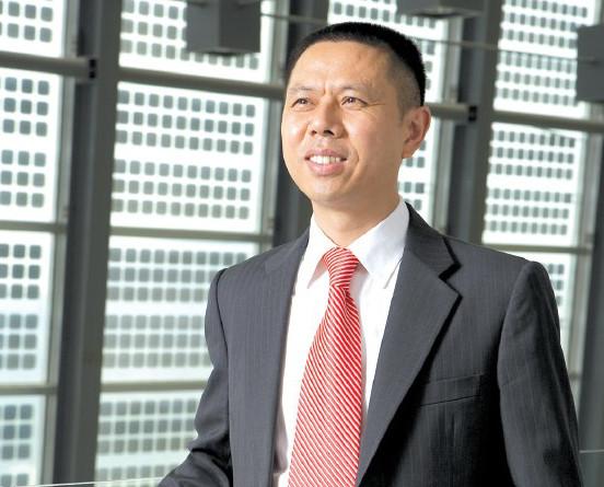 Jifan Gao, chairman and CEO of Trina Solar. Credit: Trina Solar