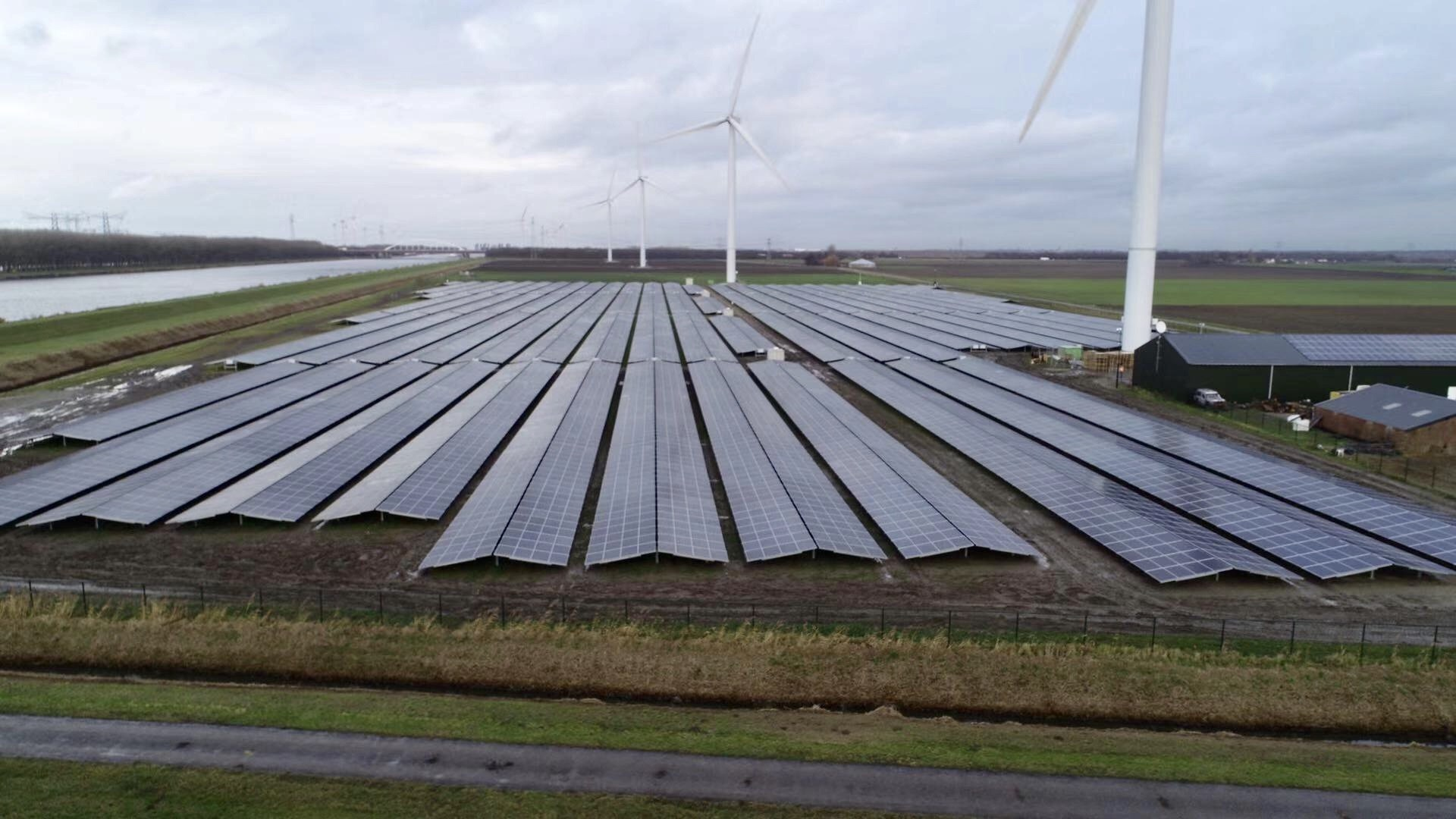 Solar dominated again the annual green energy addition charts of the International Renewable Energy Agency (IRENA) last year, with Asian and European countries among the growth hotspots. Image: Jolywood