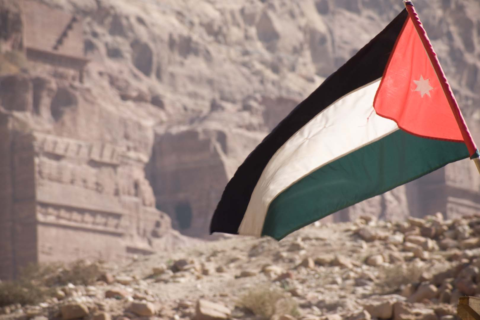 Jordan starts move towards generating 10% of electricity from renewables by 2020. Source: Flickr/Patrick Neckman.