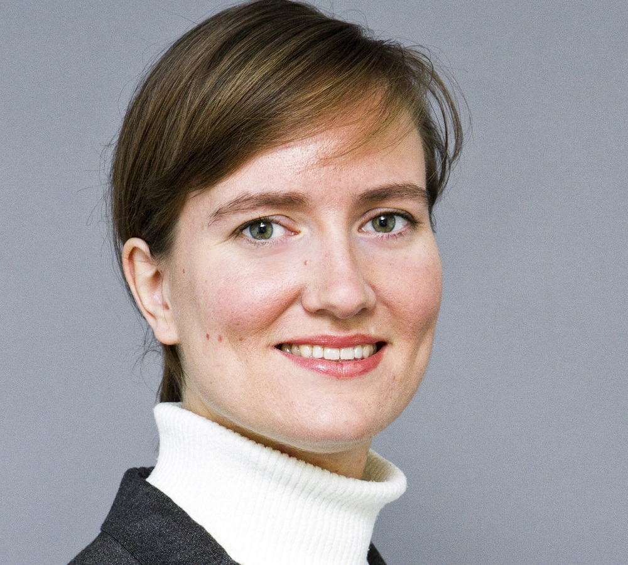 IHS' Josefin Berg. Image: IHS.