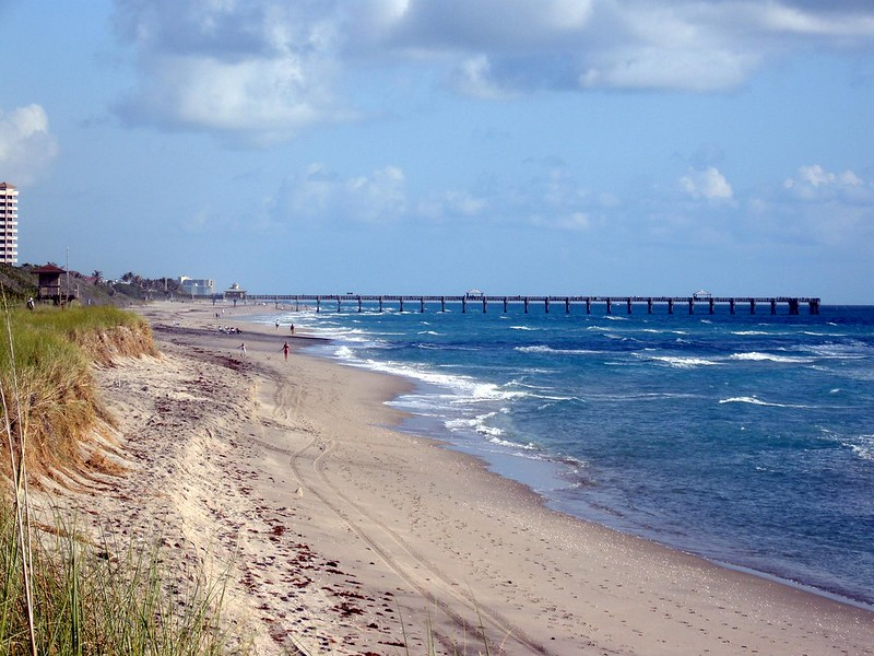 Florida Power & Light Company is based in Juno Beach, Florida. Source: Milan Boers, Flickr