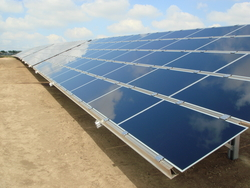 The 36MW project is currently in startup mode and is expected to begin commercial operations soon. Image: juwi