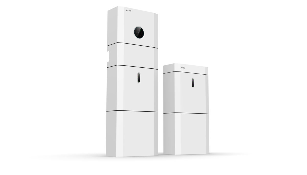 KSTAR 's BluE-S-5000D SERIES is the most up-to date all-in-one single-phase storage solution, which provides safe, smart and high efficiency and for residential applica. Image: KSTARtions
