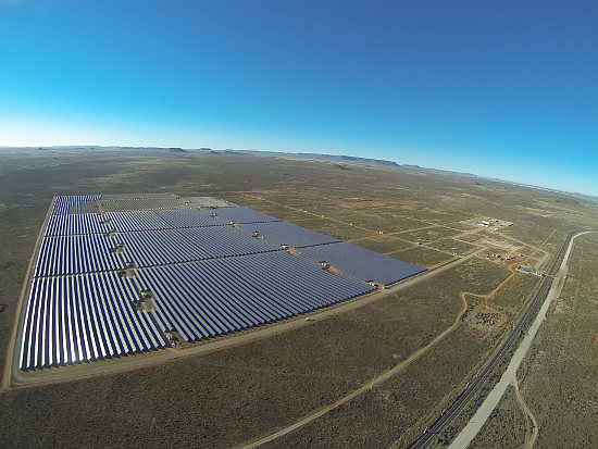 Scatec Solar said that a Joint Venture (JV) with Statoil had been created, which includes Statoil securing a 40% equity position in Scatec Solar's planned 162MW Apodi project in Brazil. Image: Scatec Solar