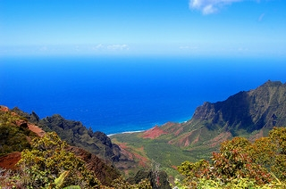 Kauai island. Credit: Justin Ornellas.