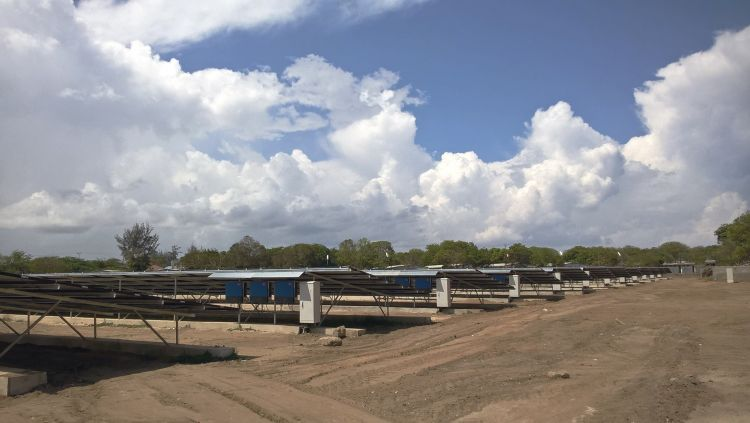 SolarAfrica's C&I project in Malandi, Kenya. Source: SMA