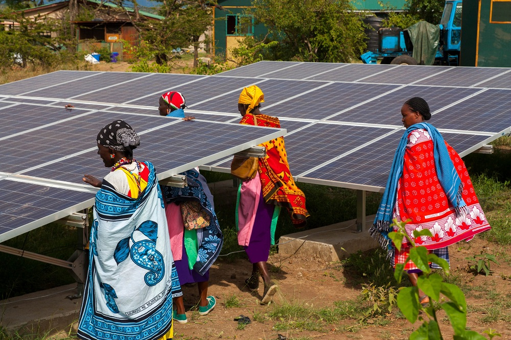 Up to 1.7GW will be rolled out in Africa, Asia and potentially Latin America with the programme's support (Credit: African Solar Design)