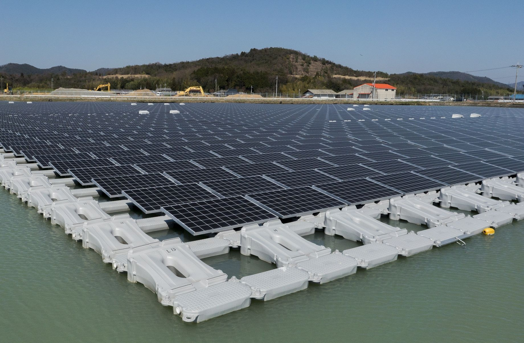 Kyocera's Applied Ceramic Products Group, which includes its solar operations, reported second quarter sales of US$433.8 million. Image: Kyocera
