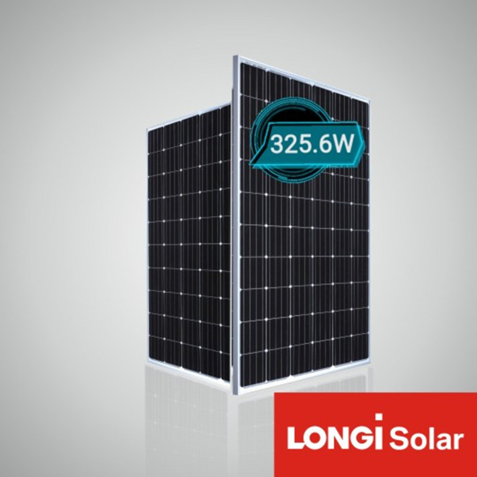 'Silicon Module Super League' (SMSL) member LONGi Solar, and the world's largest manufacturer of monocrystalline solar cells & modules, will introduce its 300W+ solar module series, based on 60-cell standard modules with over 300W nominal power and 72-cell modules exceeding 360W at Solar Power International. Image: LONGi Solar
