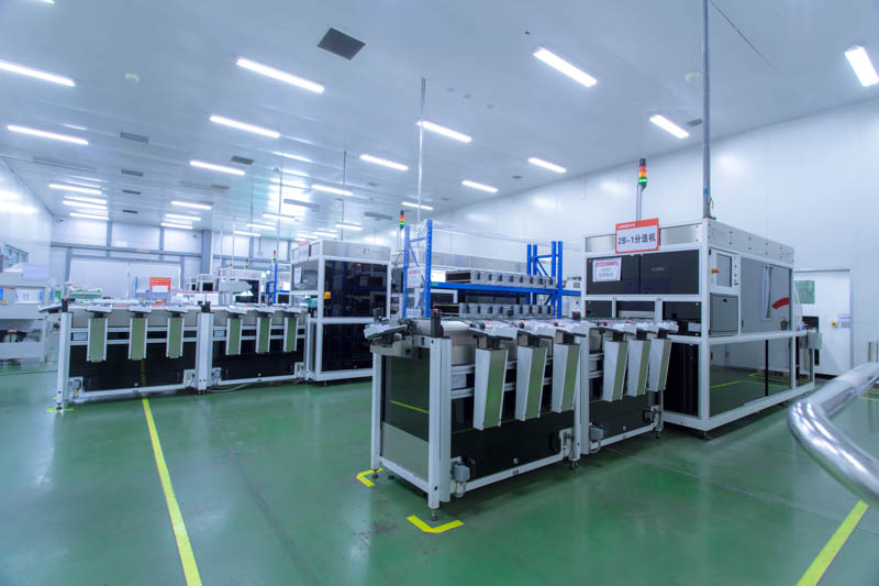 LONGi said that Vina Solar had 3GW of primarily p-Type PERC solar cell capacity and 7GW of module assembly capacity. Image: LONGi Solar