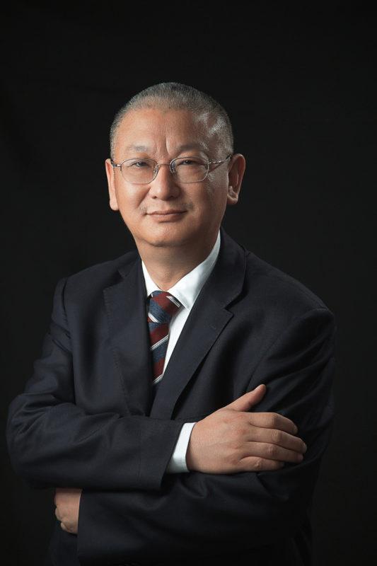 Zhenguo Li, president of LONGi Green Energy.