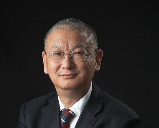 Li Zhenguo, president of LONGi Group.
