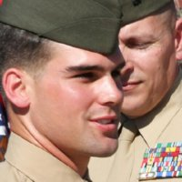 Logan Rozanski graduated from the programme in February 2015 from one of the first cohorts in Camp Pendleton, California.