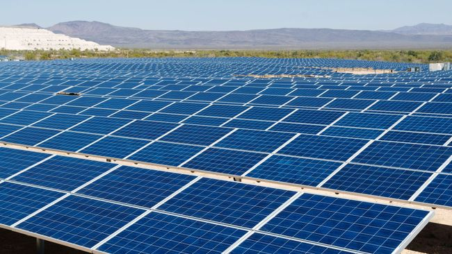 The 25MW solar farm marks Duke Energy's first in the state. Source: Duke Energy