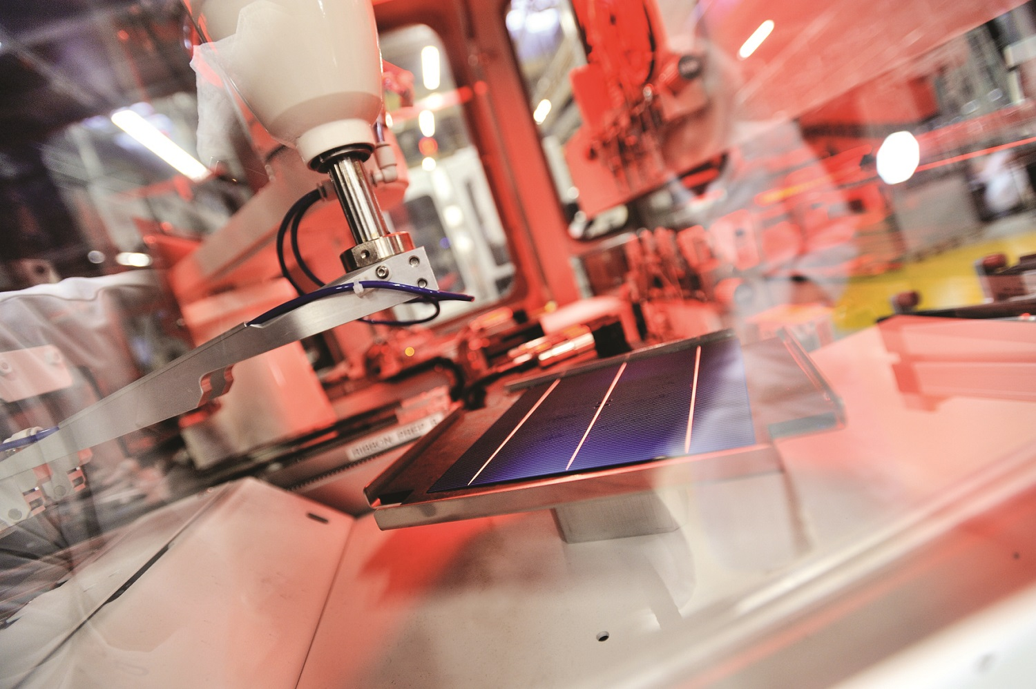 The new report has been devised bottom-up, with a new methodology that accesses the wealth of market data accumulated by PV Tech over the past decade. Image: Hanwha Q CELLS.