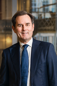 Ian Learmonth, a former executive director at Macquarie Group and now investment leader at Social Ventures Australia, will take over from Oliver Yates on May 15. Source: CEFC