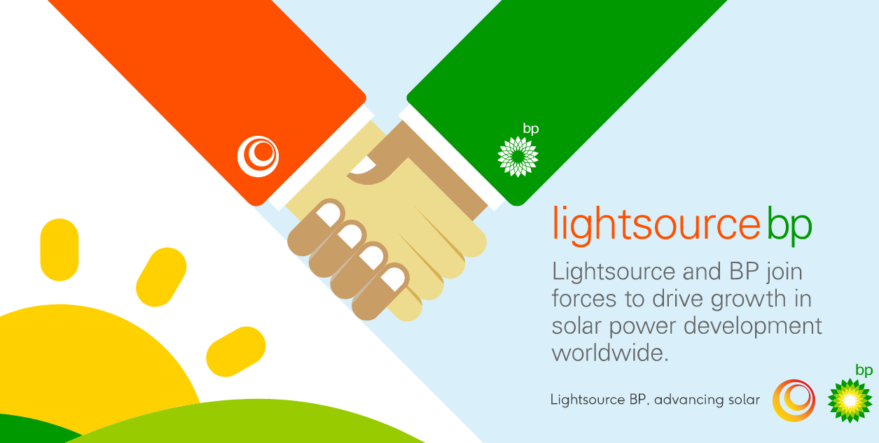 The PV plant will help to reduce loading on a transmission line that is nearing full capacity. Credit: Lightsource BP