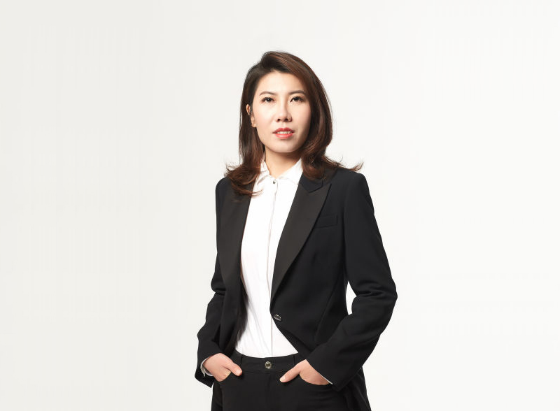 Lisa Zhang, Growatt's marketing director, speaks to PV Tech. Image: Growatt.