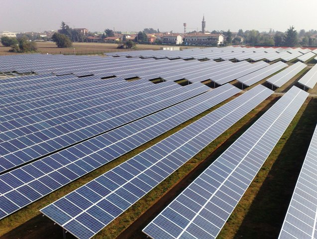 A Martifer plant in Italy. The consortium hopes to start construction on the 25MW plant in Q4 2016. Source: Martifer.
