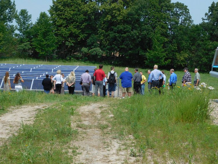 The new rules make way for Maryland to begin its pilot programme; that has scope to procure almost 200MW of solar. Source: Flickr/Clean Energy Resource