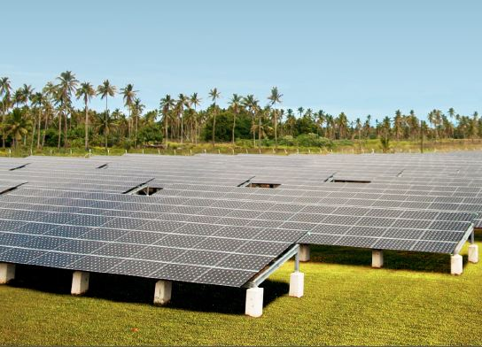The PV project is one of a string Tonga is building to hit 50% renewable target next year (Credit: ADB)