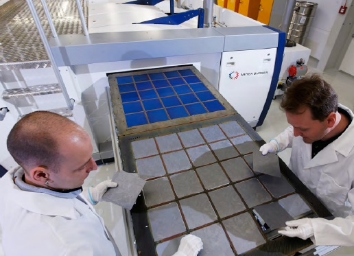 Meyer Burger said that MAiA 6.1 cell coating platform order was a signal of a new wave of high-efficiency PERC cell capacity expansions. Image: Meyer Burger