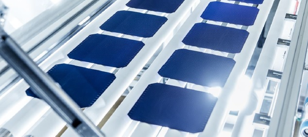The migration to PERC (Passivated Emitter Rear Cell) technology for both multi and mono solar cells has also been a major contributor to Meyer Burgers new order intake. Image: Meyer Burger