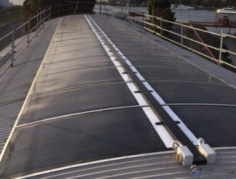 Inovateus Solar has added MiaSolé's ultra-lightweight flexible CIGS solar panel products to its range of technologies to its sales channel partnership. Image: MiaSolé