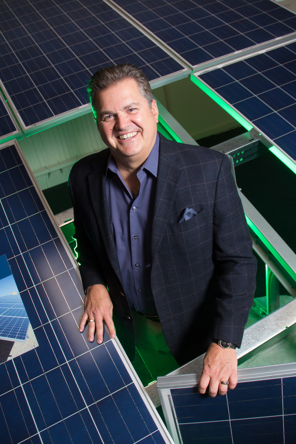 SunLink's Michael Maulick, new SEIA vice chair. Source: EQ