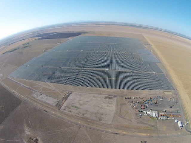 Australia's otehr two largest plants were recently connected to the grid. Credit: CEC
