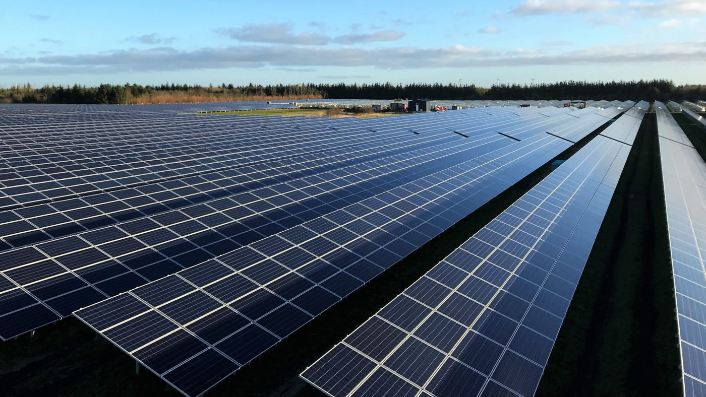 Since 2012, Denmark's Better Energy has been one of the fastest growing solar energy companies in Europe with over 150 MW in operation. Image: NRGi