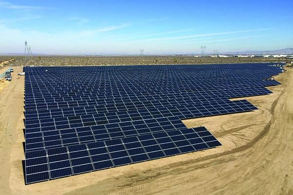 NSP is pursuing a downstream PV project business module, pioneered by First Solar and SunPower as well as Canadian Solar. Image: NSP